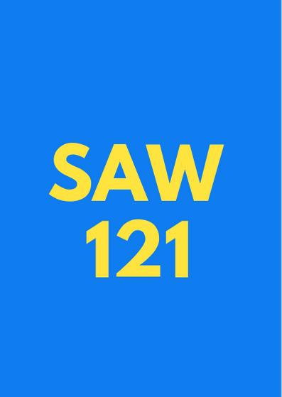 Spawacz SAW 121