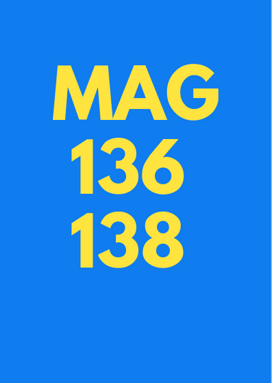Spawacz MAG 136/138